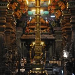 Индия. Храм богини Минакши в Мадурае