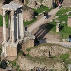 Богиня домашнего очага и ее жрицы в Древнем Риме