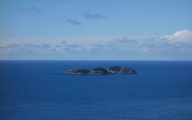 Амальфитанское побережье: острова Ли Галли